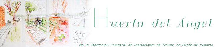 Huerto del ángel logo