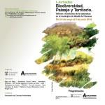 El bosque comestible en las I Jornadas sobre Biodiversidad en Alcalá