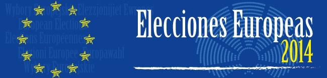 Elecciones Europeas 25 de mayo de 2014
