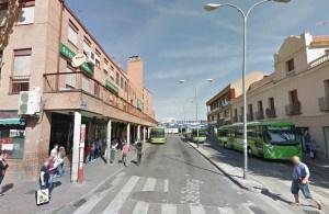 Actual Estacion Autobuses Alcala