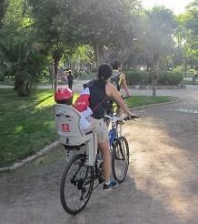 Guiados urbanos en bicicleta