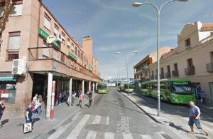 Estación de Autobuses de Alcalá de Henares