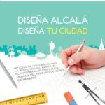 Cartel Diseá Alcalá Diseña tu Ciudad