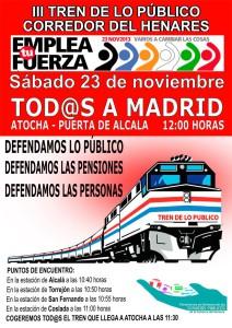 III Tren Por Lo Publico