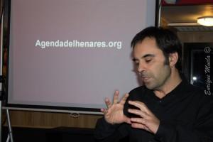 Raúl nos explica la Agenda del Henares