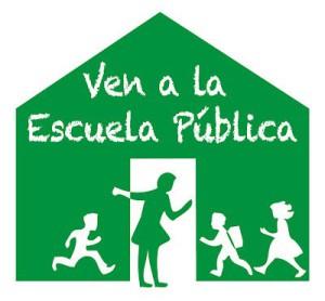 Ven a la Escuela Publica