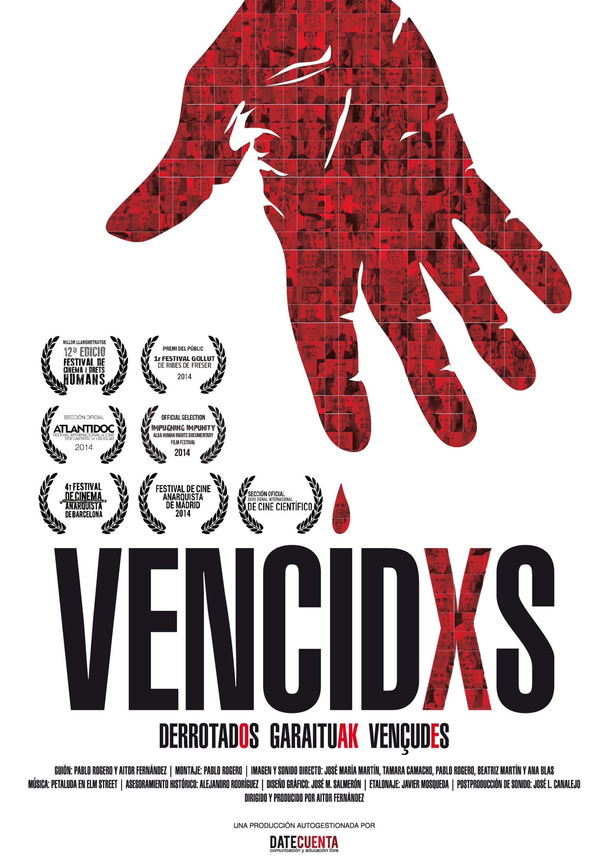 Cartel Vencidxs Oficial Antualizado